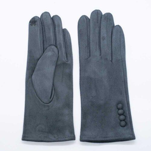 Γάντια γκρι